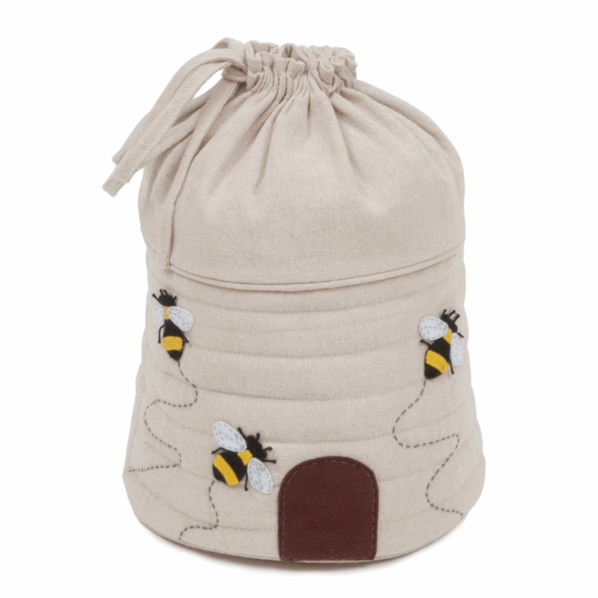 Picture of Drawstring Bag: Hive: Bee