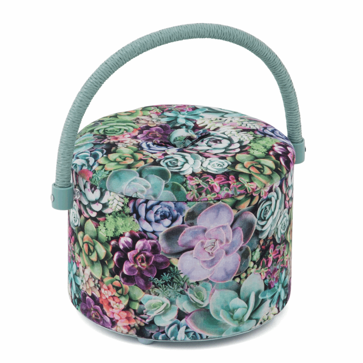 Picture of Craft Organiser: Round: Succulence
