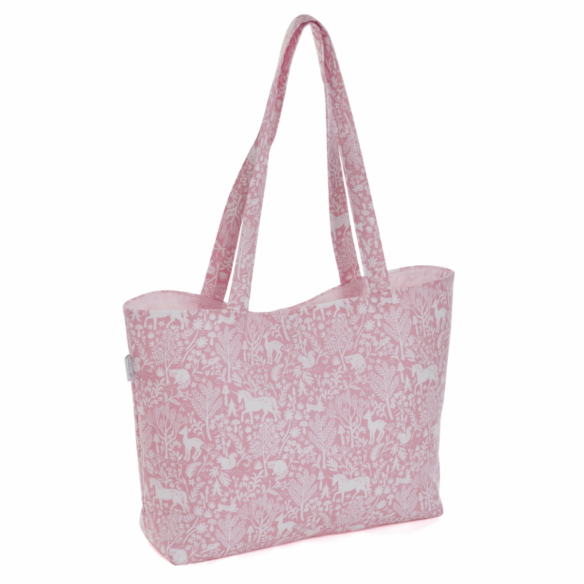 Picture of Craft Bag: Shoulder Tote: Forest Frolic