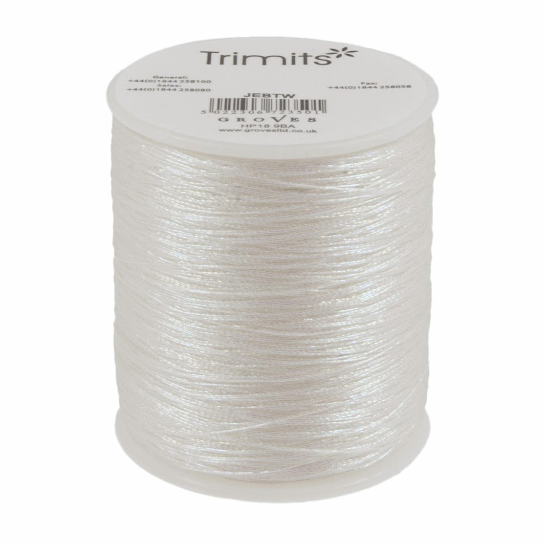 Picture of Embroidery Thread: Metallic: 180m: Iridescent: Pack of 10