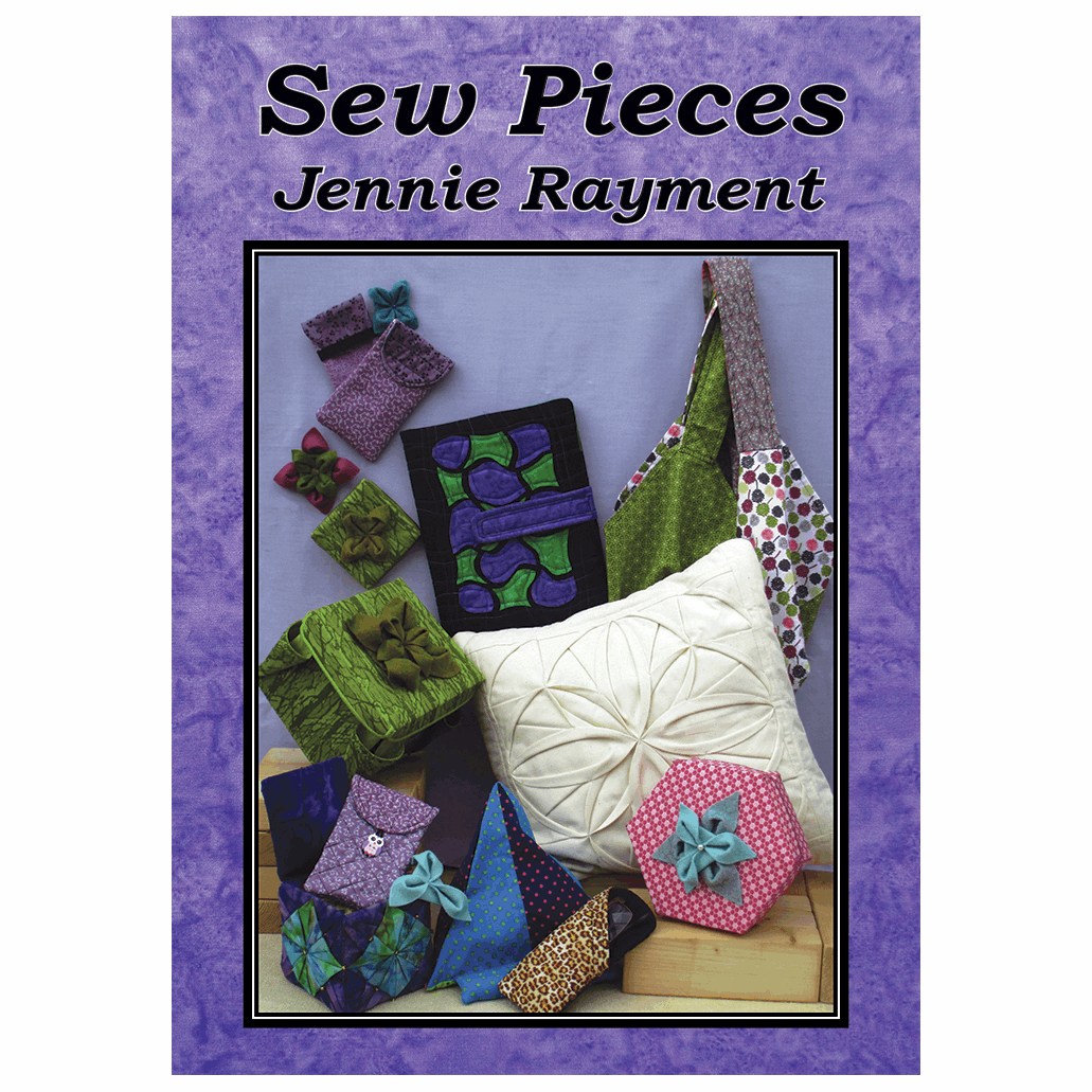 Picture of Sew Pieces by Jennie Rayment