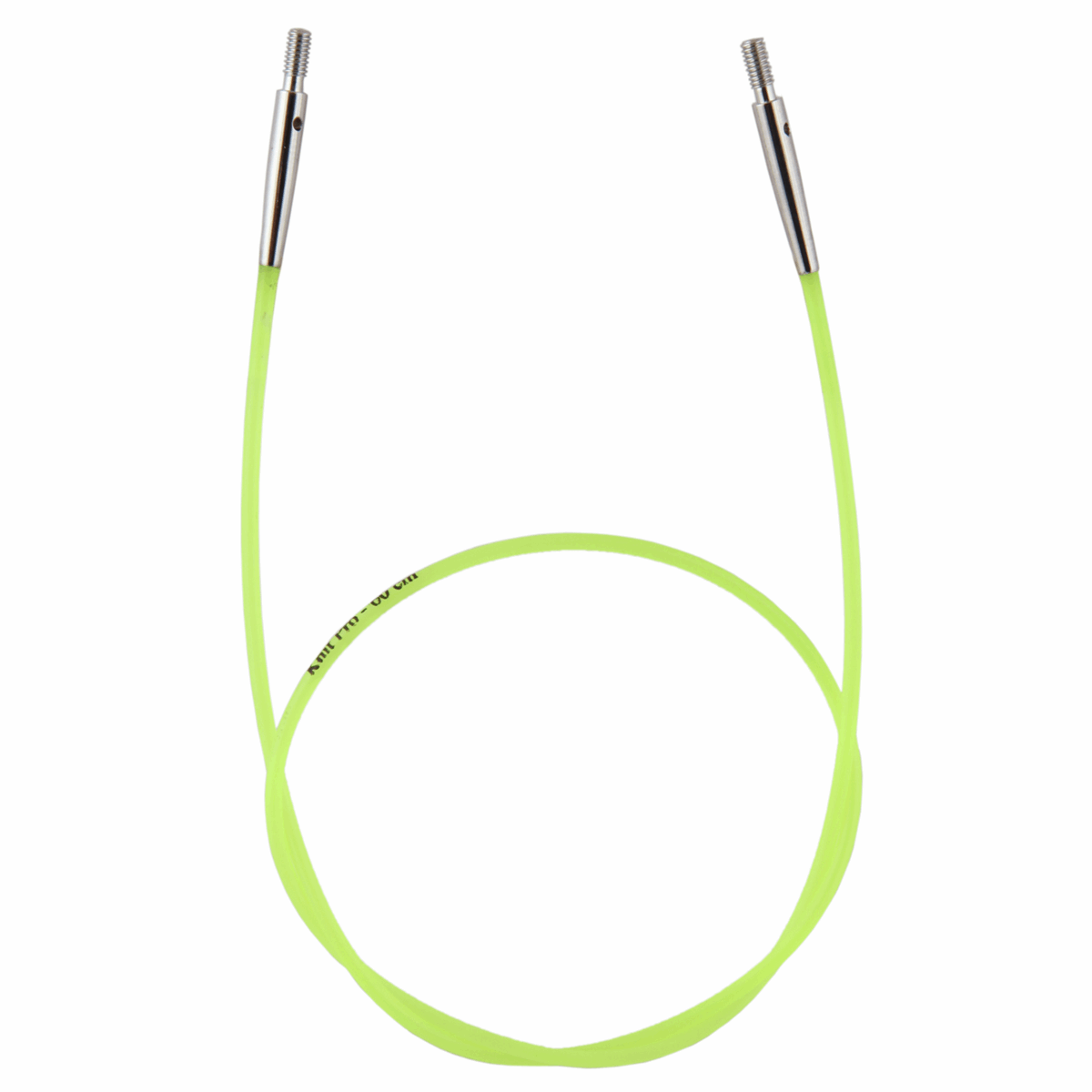 Picture of Cable: Colour Coded: Neon Green: 35cm
