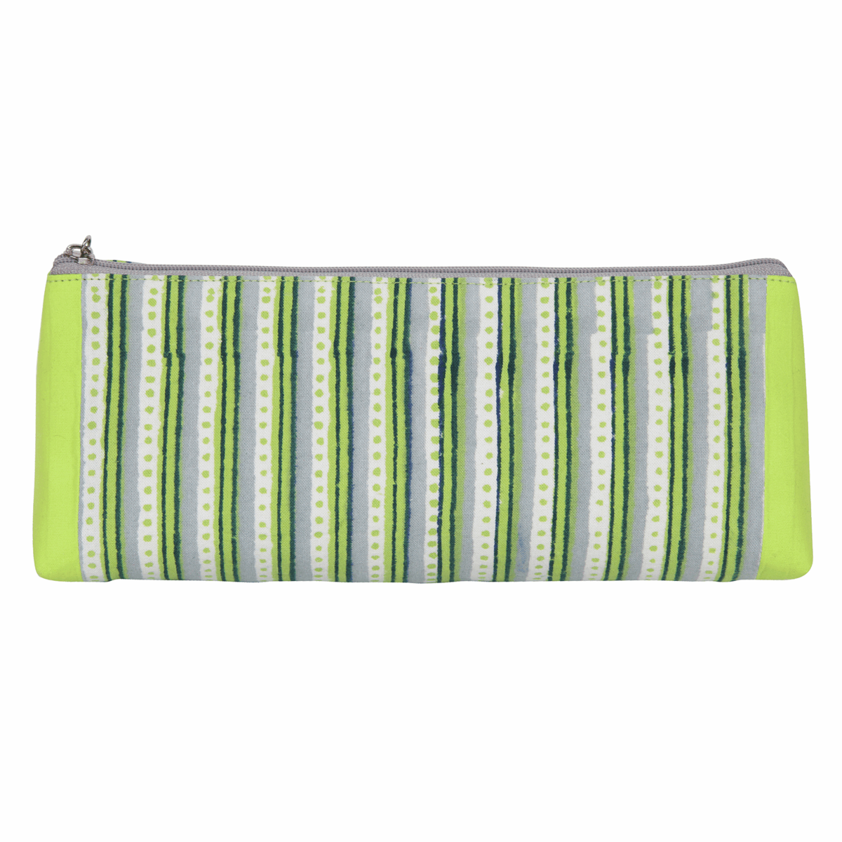 Picture of Grace: Triangular Zipped Pouch: Large 1
