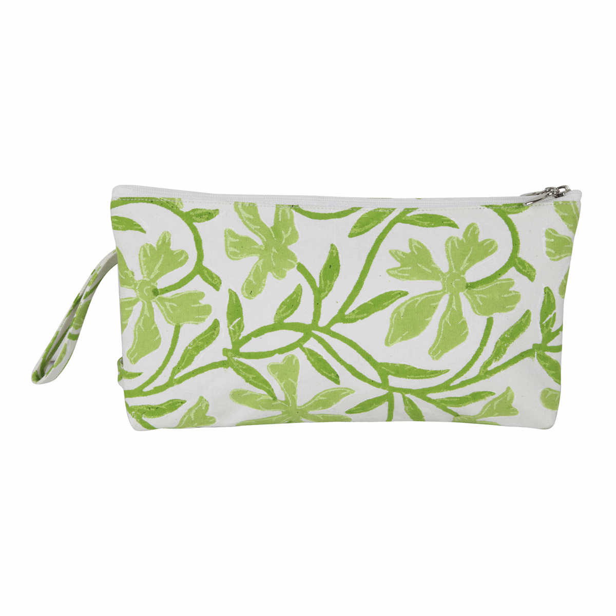 Picture of Grace: Triangular Zipped Pouch: Large 2