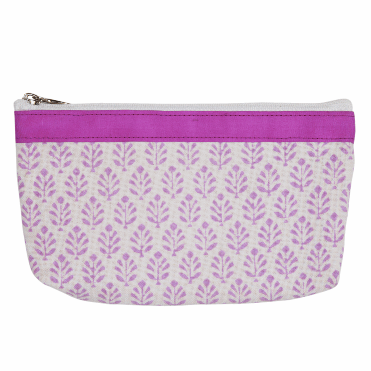 Picture of Reverie: Fabric Zipped Pouch: Small