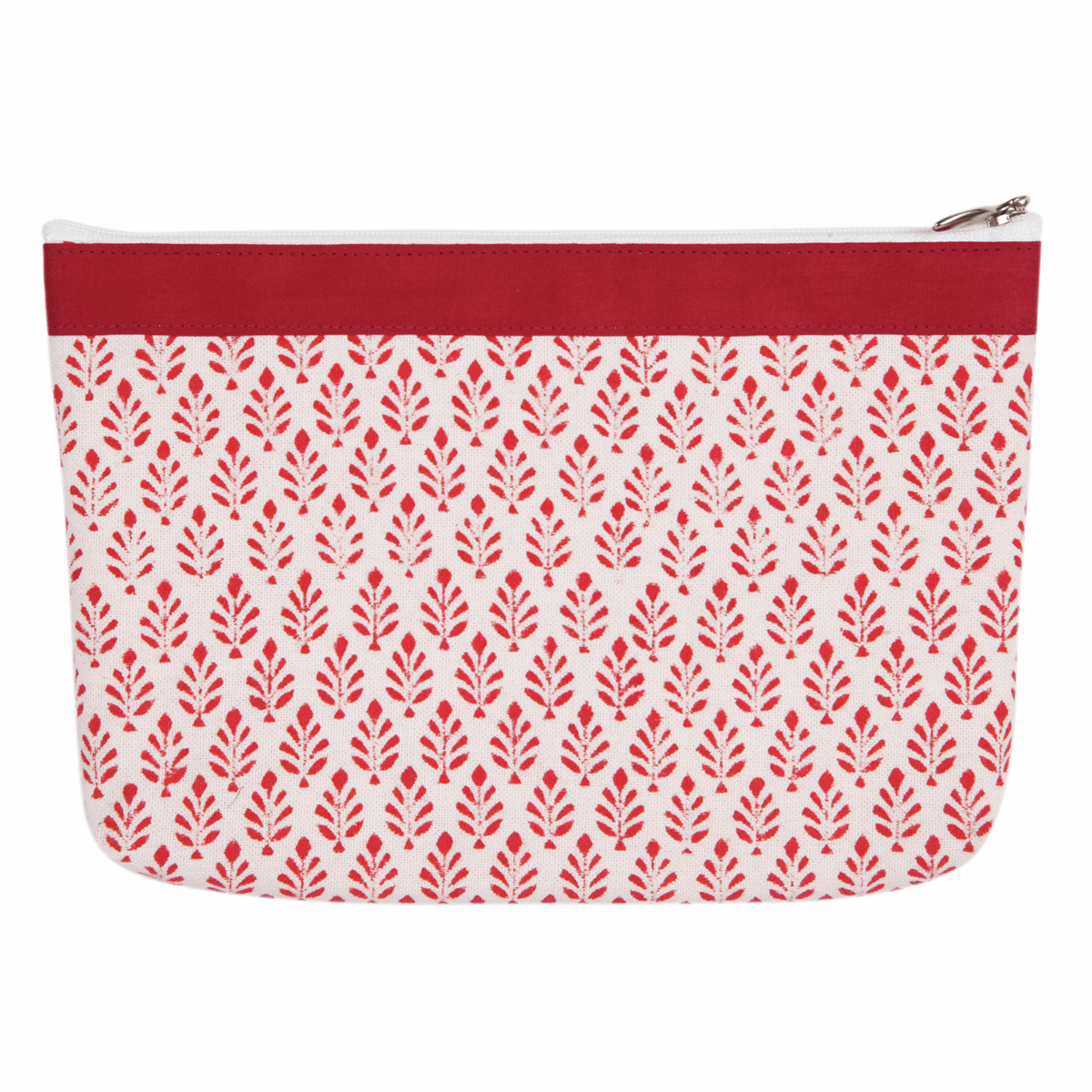 Picture of Reverie: Fabric Zipped Pouch: Medium