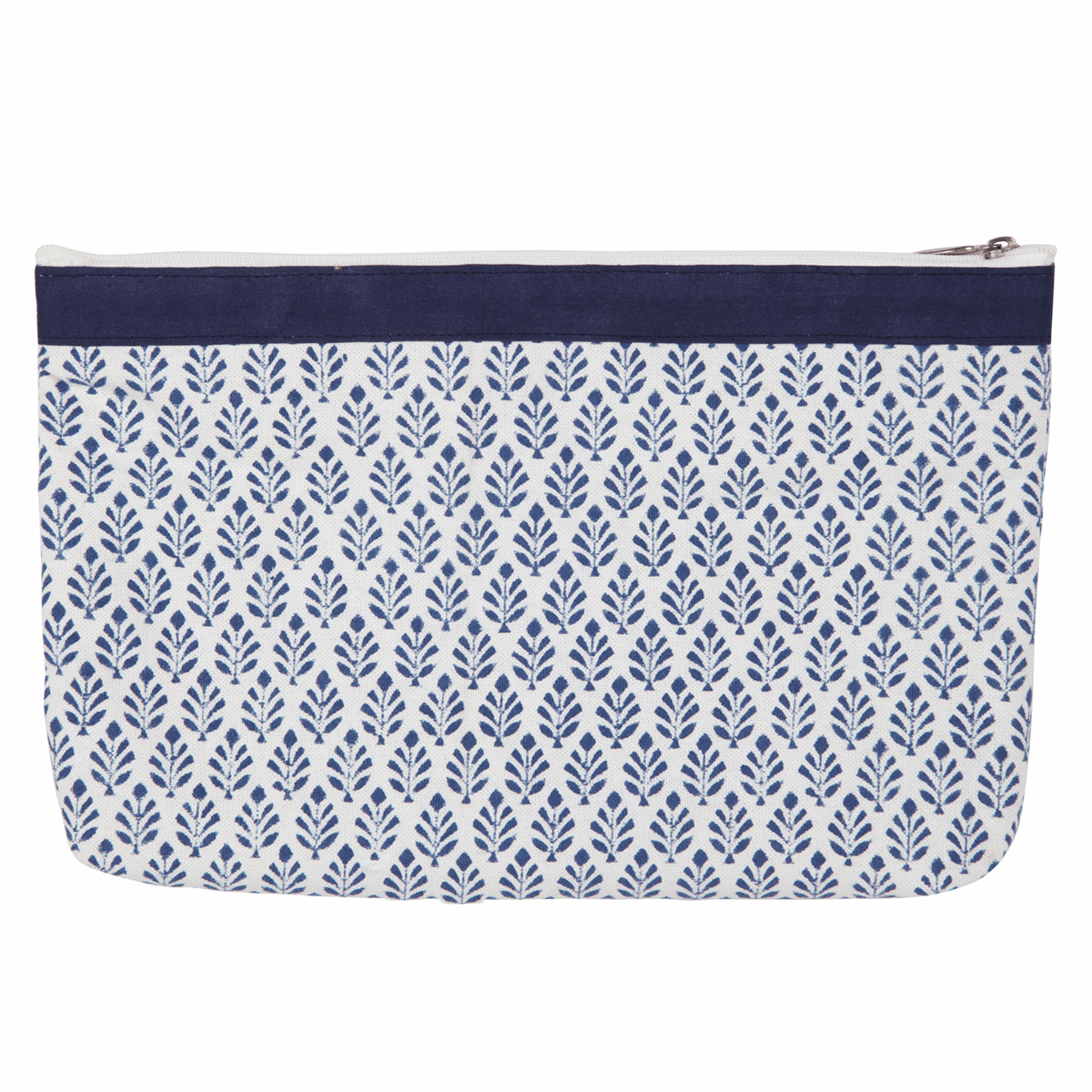 Picture of Reverie: Fabric Zipped Pouch: Large