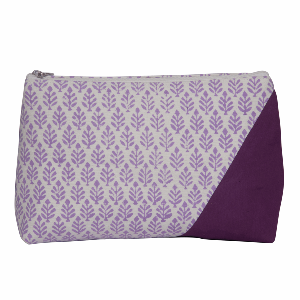 Picture of Reverie Triad: Zippered Pouch: Lavender
