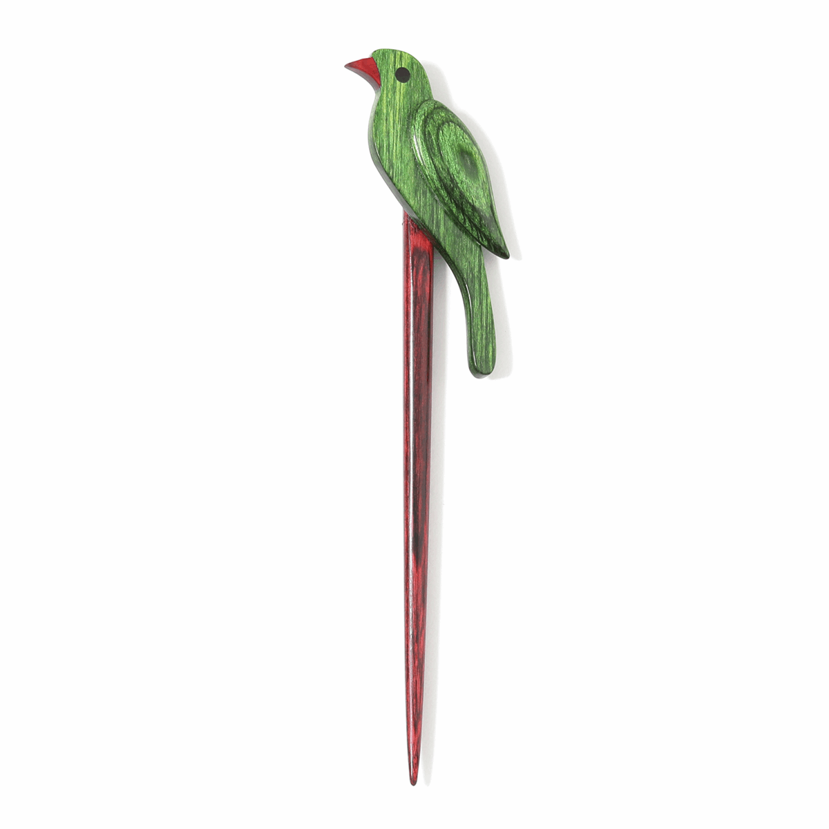 Picture of Symfonie: Flora: Shawl Pin: Chirpy Parrot