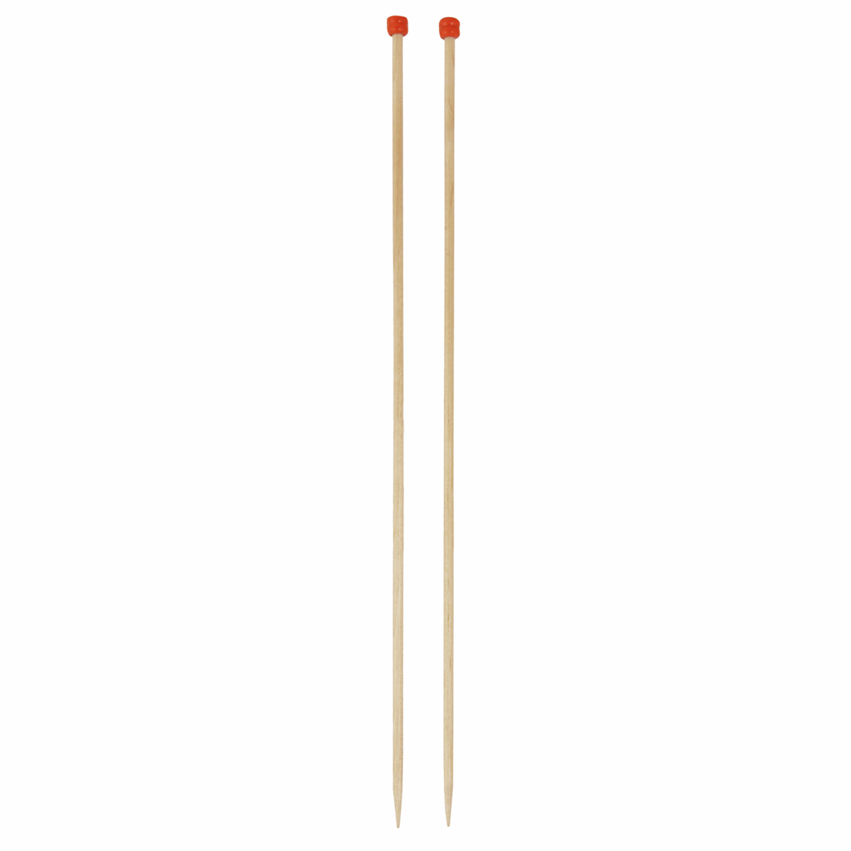 Picture of Basix Birch: Knitting Pins: Single-Ended: 40cm x 3.25mm