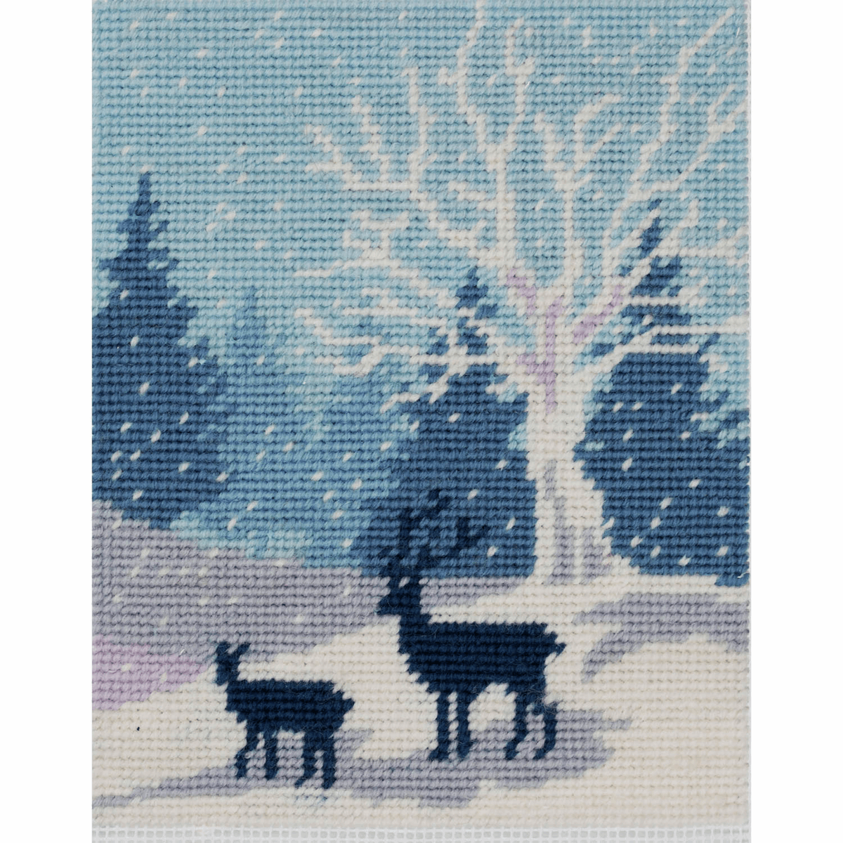 Picture of Tapestry Kit: Woodland Snowfall