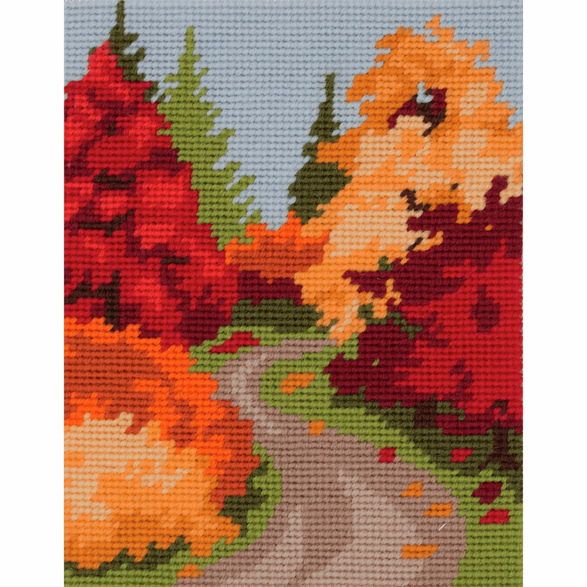 Picture of Tapestry Kit: Autumn Walk