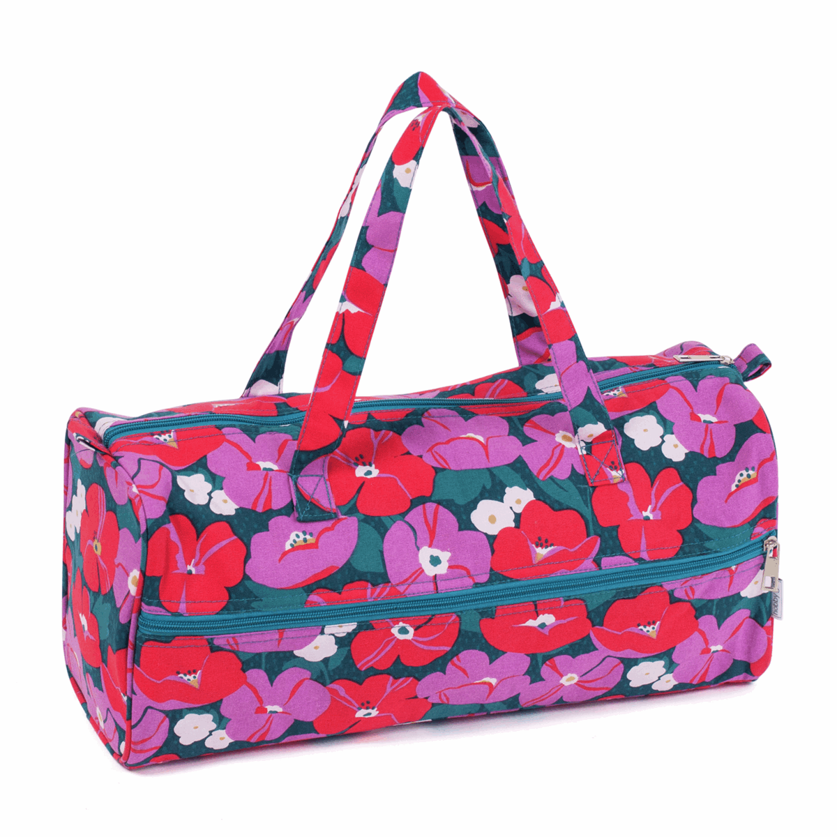 Picture of Knitting Bag: Modern Floral: Pack of 3