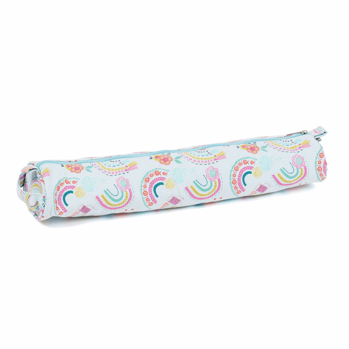 Picture of Knitting Pin Case: Soft: Rainbow: Pack of 3