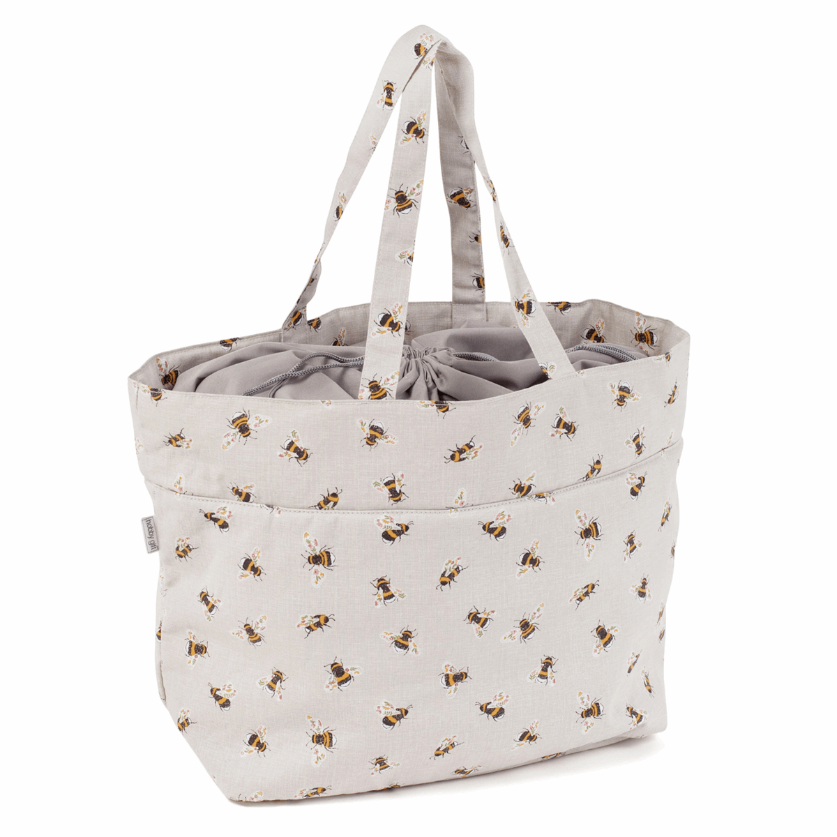 Picture of Craft Bag: Drawstring: Bee
