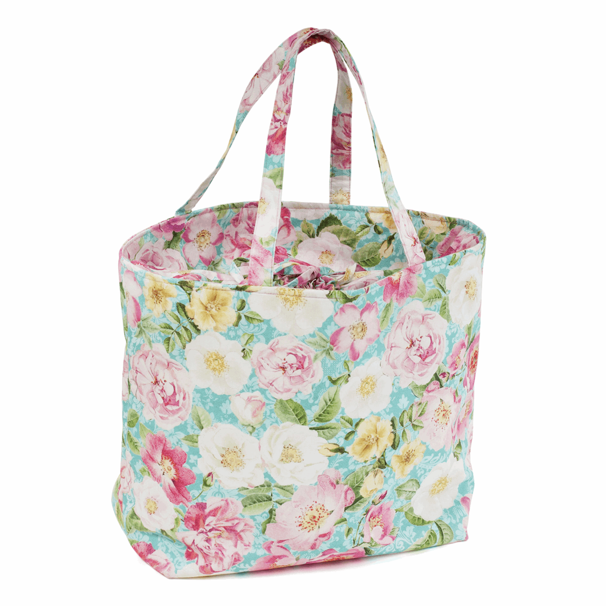 Picture of Craft Bag: Drawstring: Rose Blossom