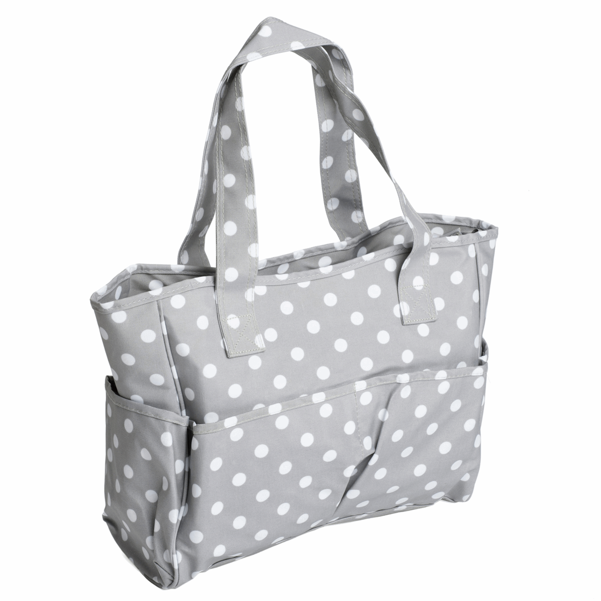 Picture of Craft Bag: PVC: Grey Spot