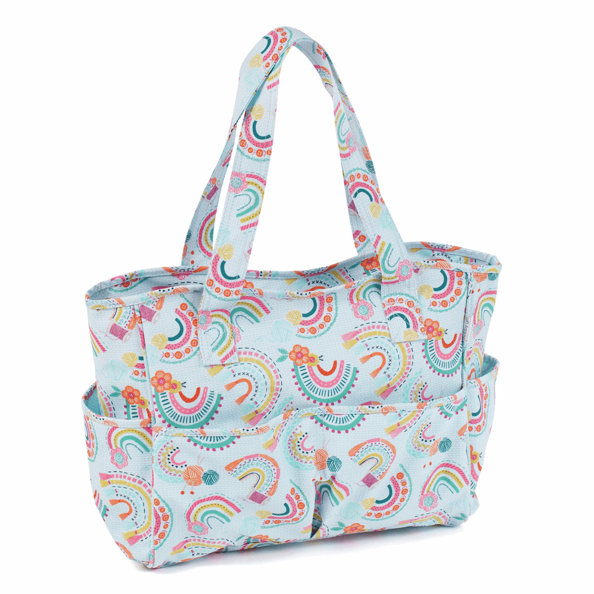 Picture of Craft Bag: Rainbow (PVC)