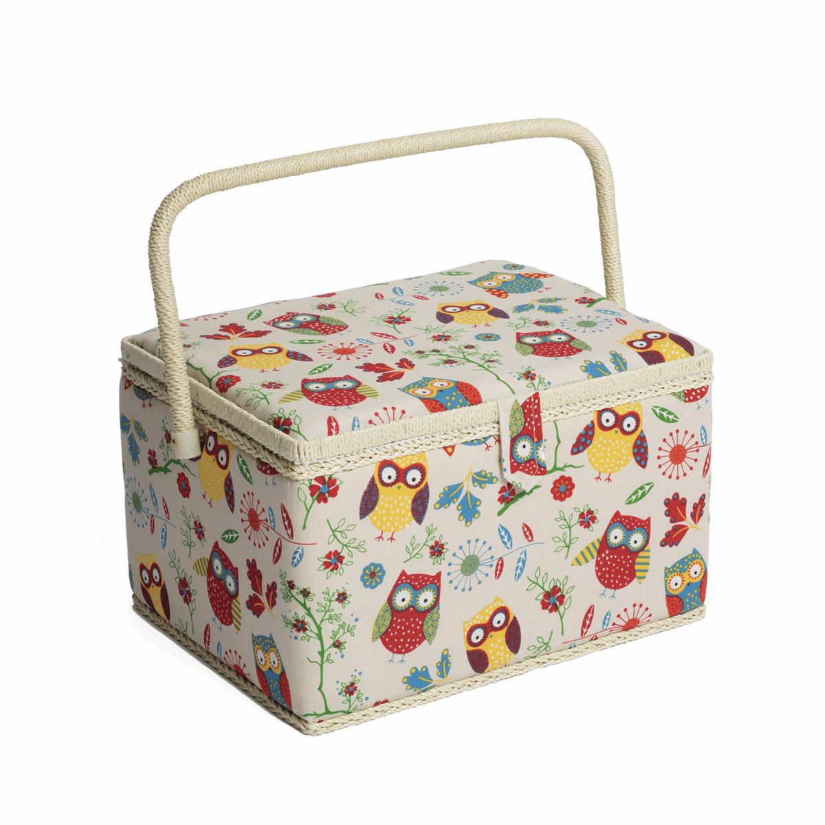 Picture of Sewing Box (L): Owl