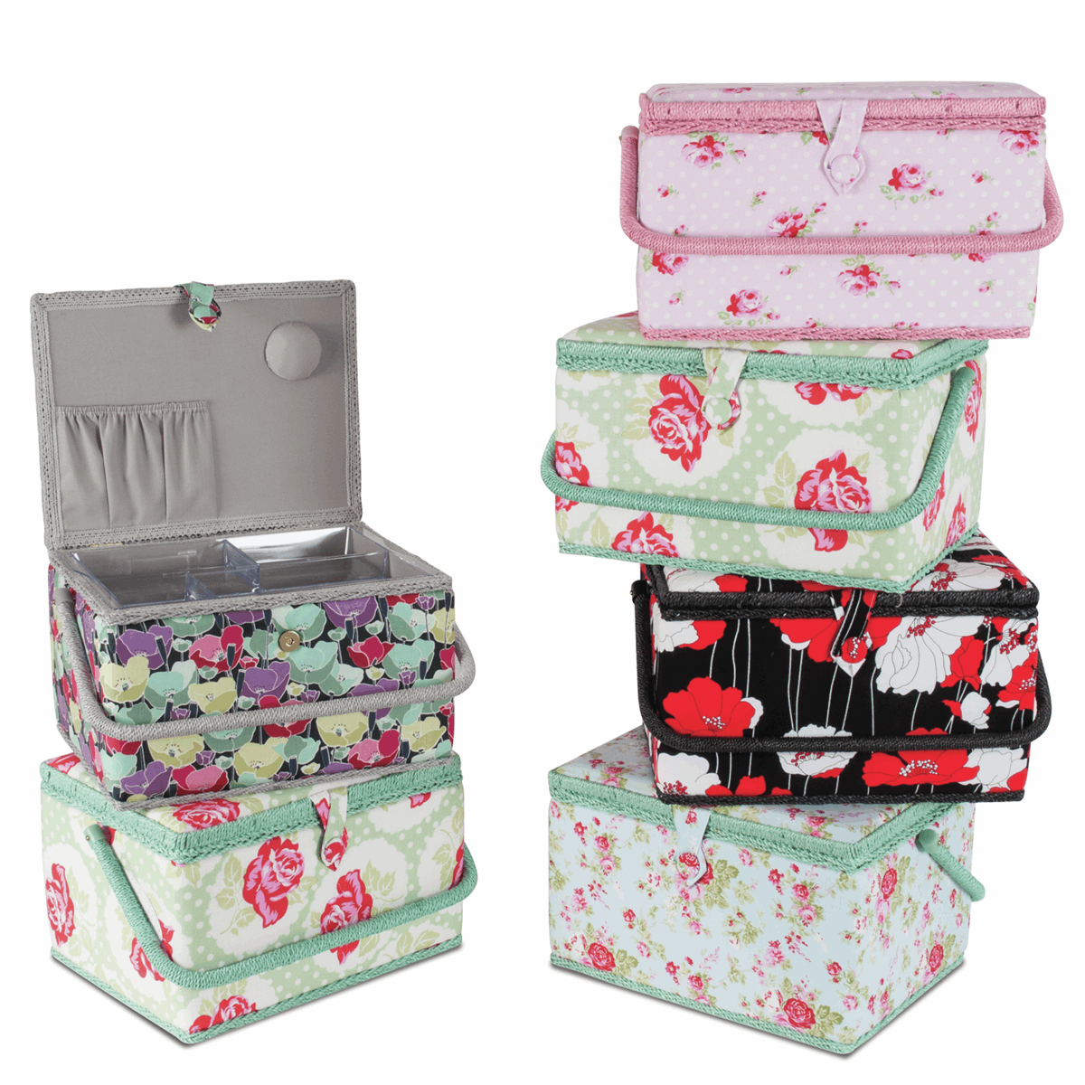 Picture of Sewing Boxes (L): Assorted