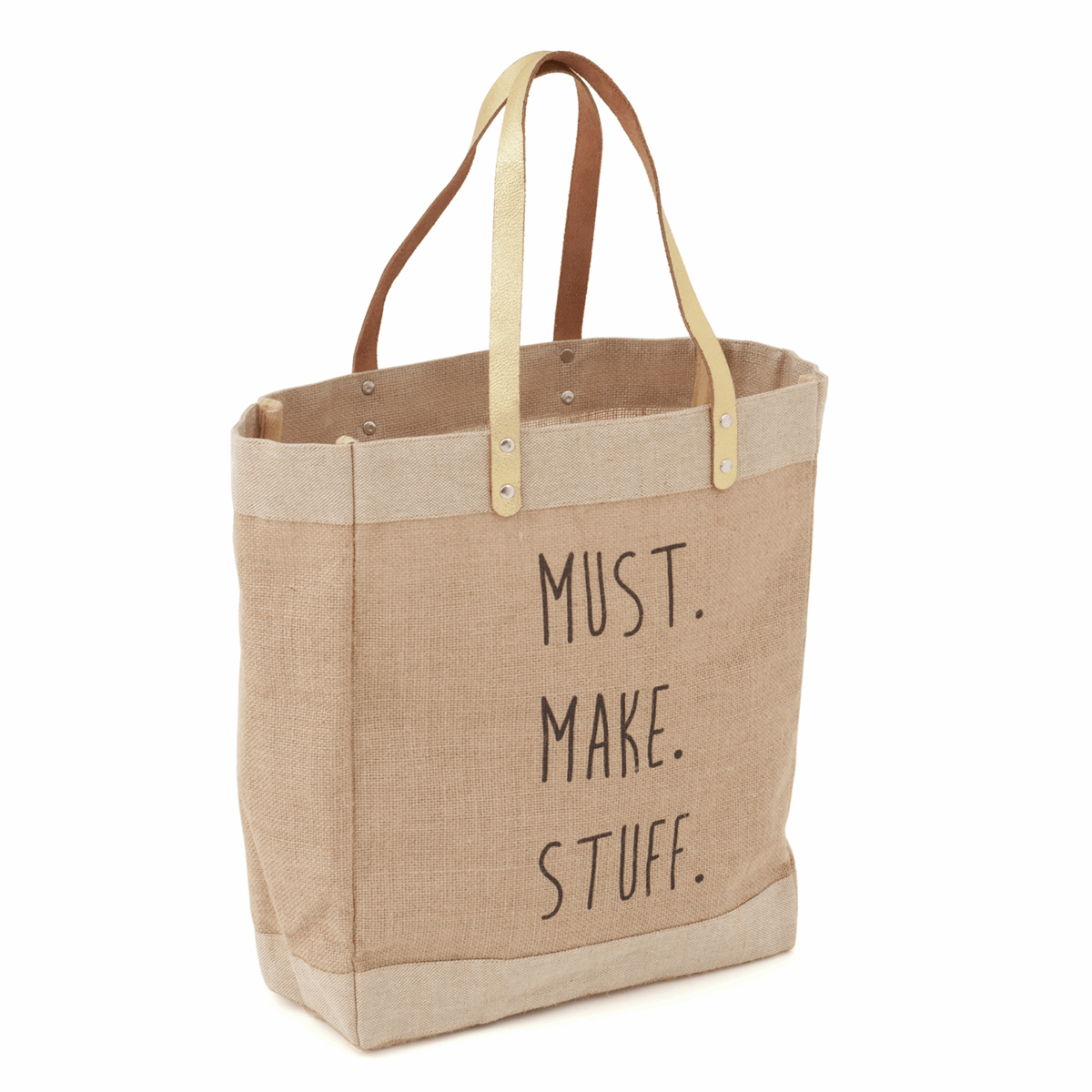 Picture of Craft Tote (M): Must Make Stuff