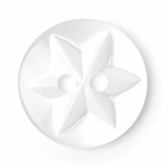 Picture of Module Carded Buttons: Code B: Size 15mm: Pack 6