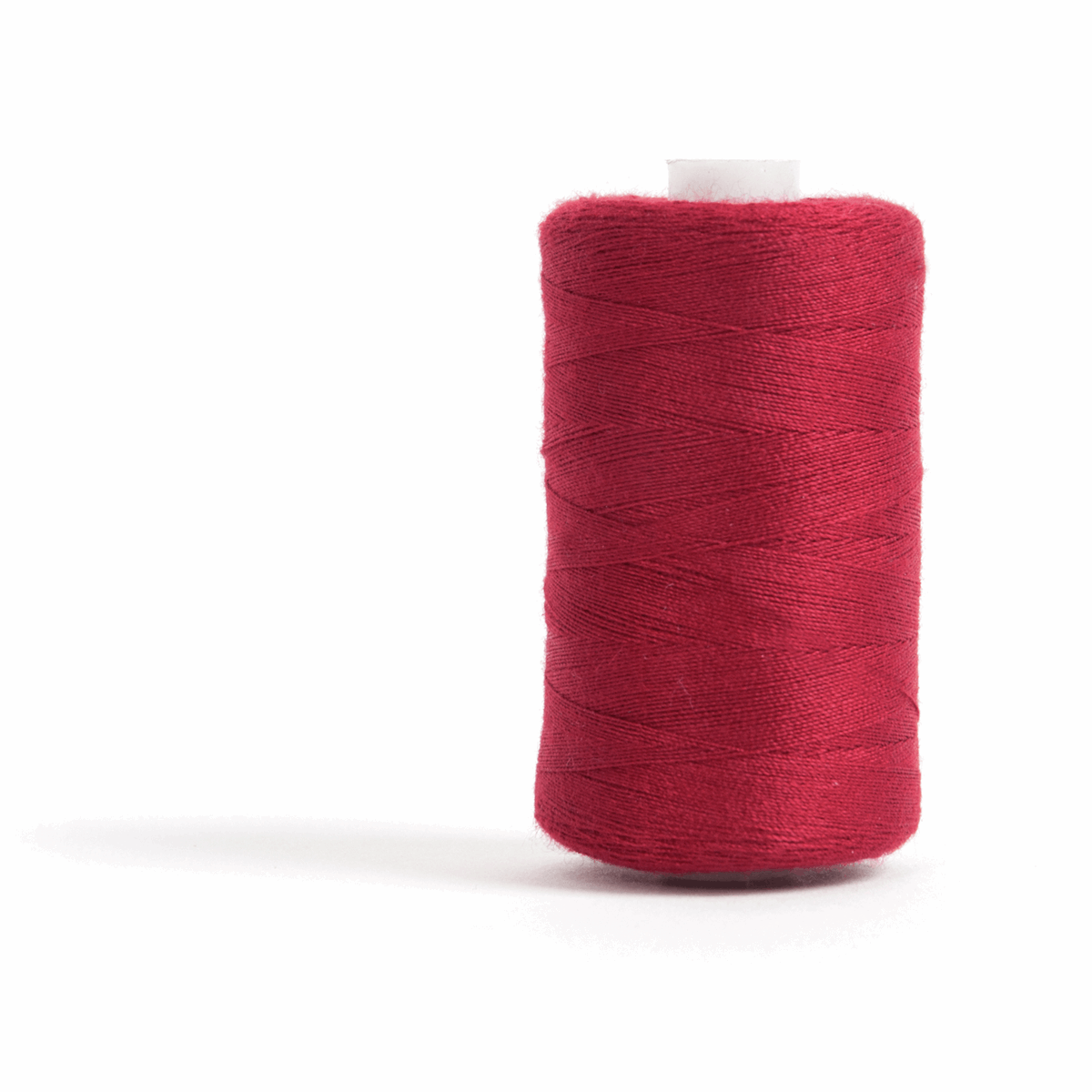Picture of Sewing and Overlocking Thread: 5 x 1,000m: Dark Red