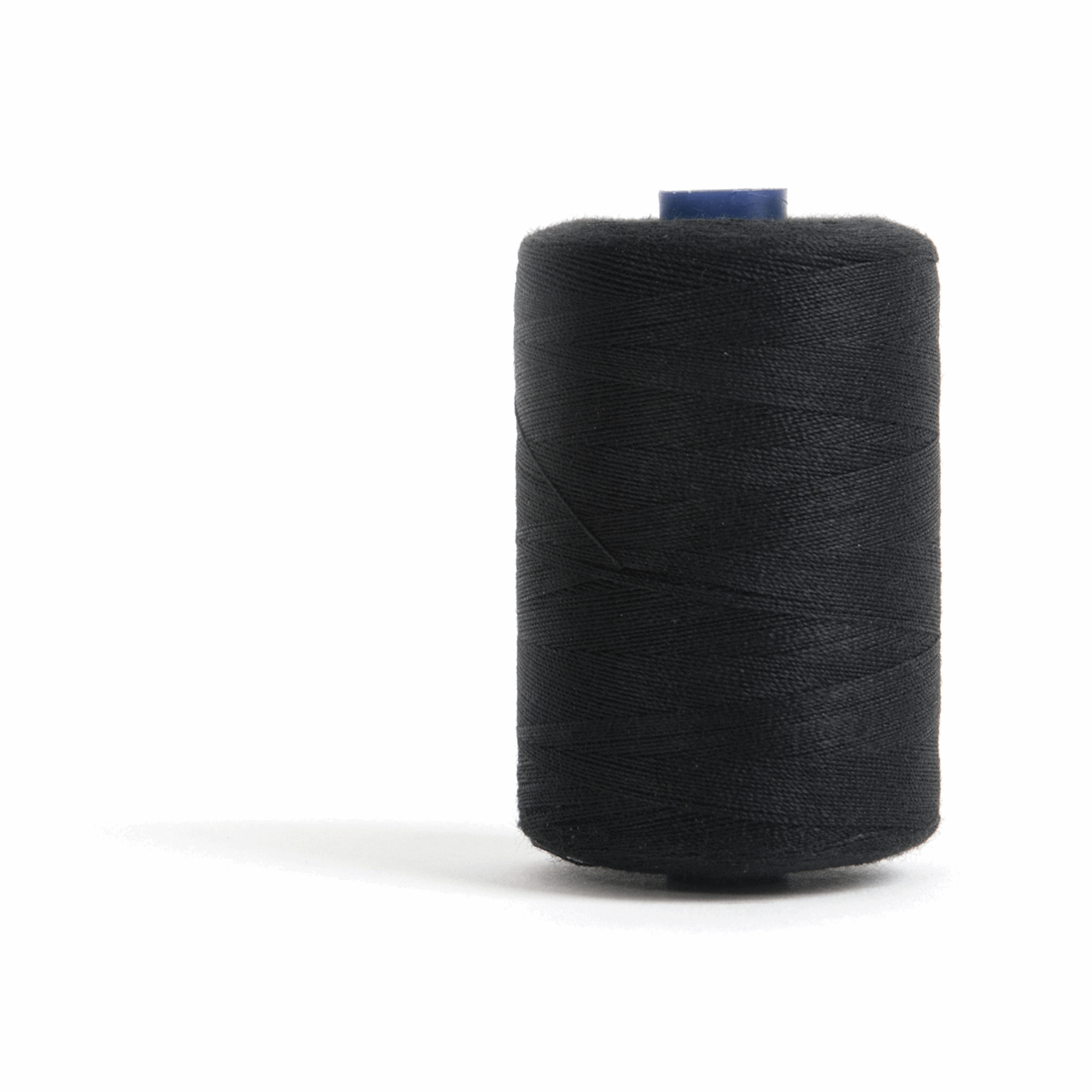 Picture of Sewing and Overlocking Thread: 5 x 1000m: Black