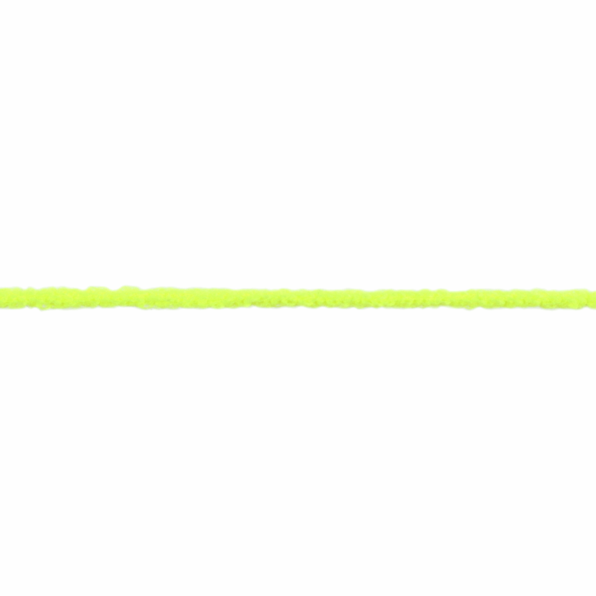 Picture of Fuzzy Elastic: 100m x 2mm: Fluorescent Yellow