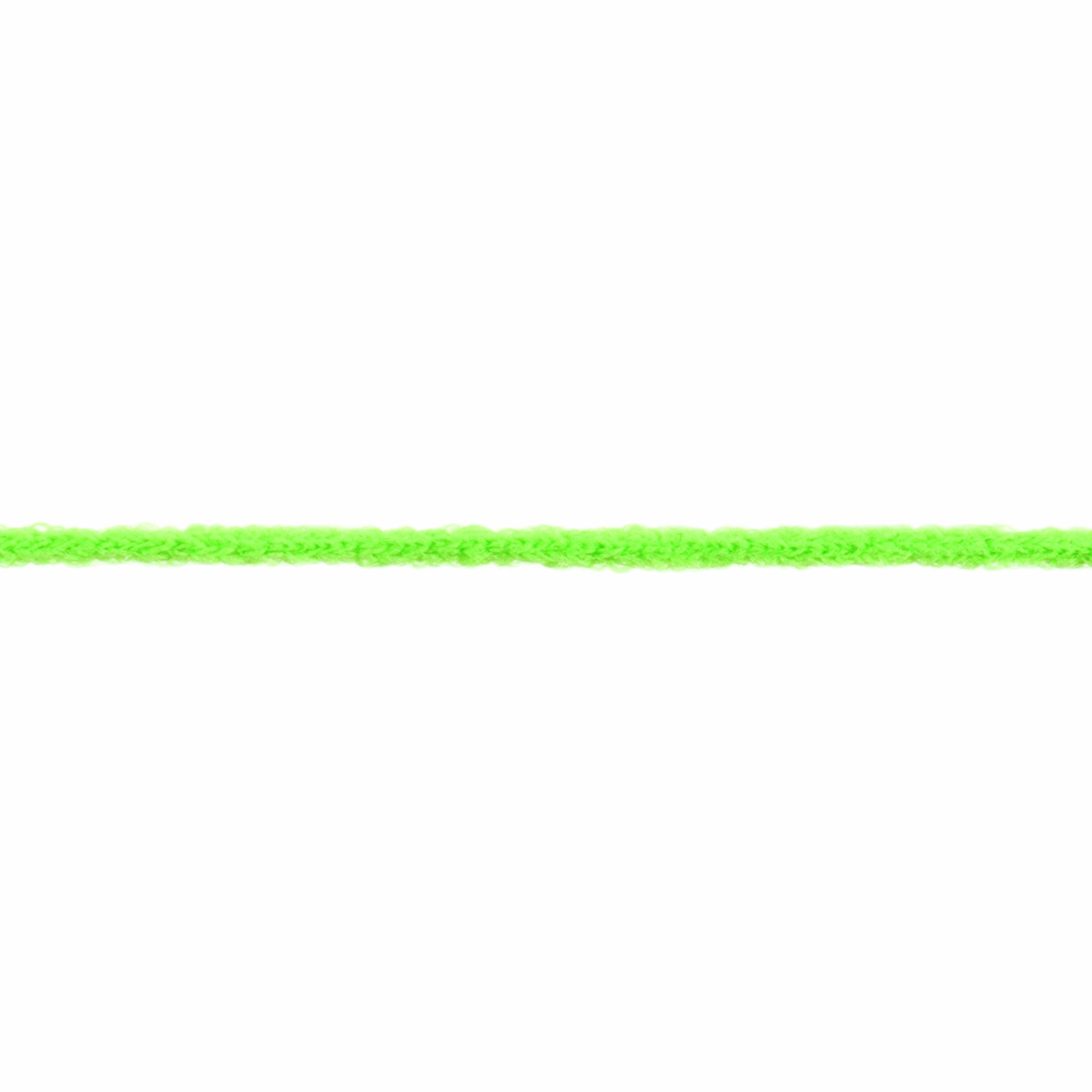 Picture of Fuzzy Elastic: 100m x 2mm: Fluorescent Green