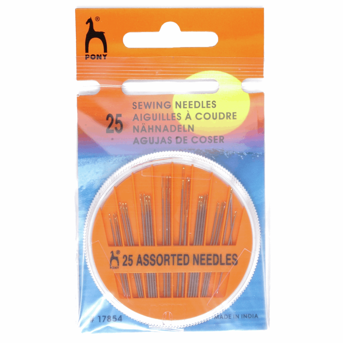 Picture of Hand Sewing Needles: Compact: Gold Eye