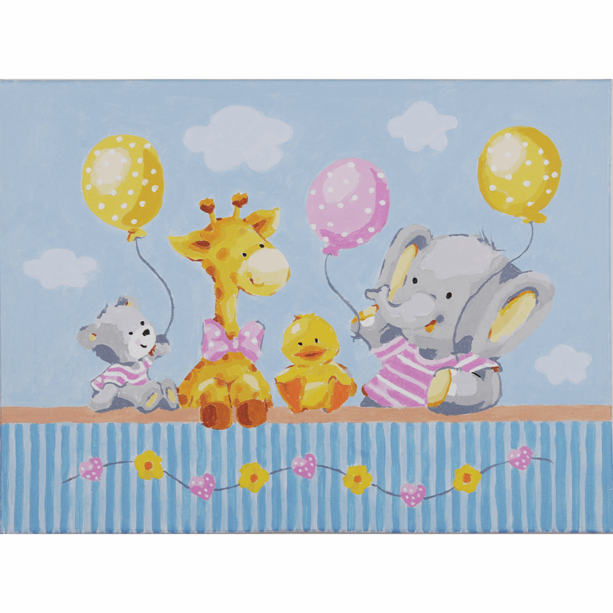 Picture of Paint By Number Kit: Baby Shower