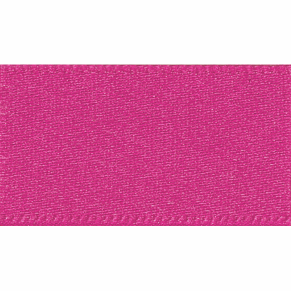 Picture of Newlife: Double Faced Satin: 20m x 10mm: Fuchsia