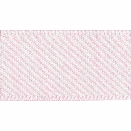Picture of Newlife: Double Faced Satin: 20m x 15mm: Pale Pink