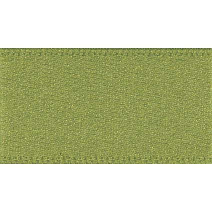 Picture of Newlife: Double Faced Satin: 20m x 15mm: Moss