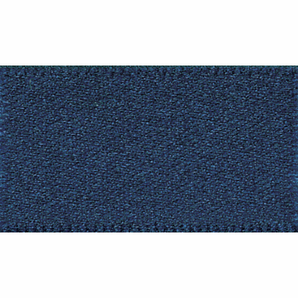 Picture of Newlife: Double Faced Satin: 20m x 25mm: Navy
