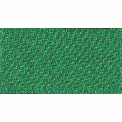 Picture of Newlife: Double Faced Satin: 20m x 25mm: Hunter Green