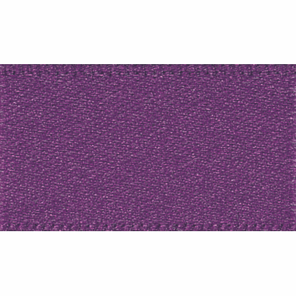 Picture of Newlife: Double Faced Satin: 20m x 25mm: Plum