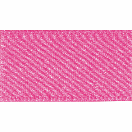 Picture of Newlife: Double Faced Satin: 20m x 25mm: Hot Pink