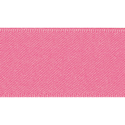Picture of Newlife: Double Faced Satin: 20m x 25mm: Flo Pink
