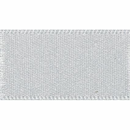 Picture of Newlife: Double Faced Satin: 50m x 3mm: Silver Grey