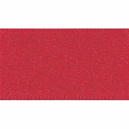 Picture of Newlife: Double Faced Satin: 50m x 3mm: Red
