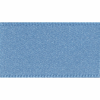 Picture of Newlife: Double Faced Satin: 50m x 3mm: Dusky Blue