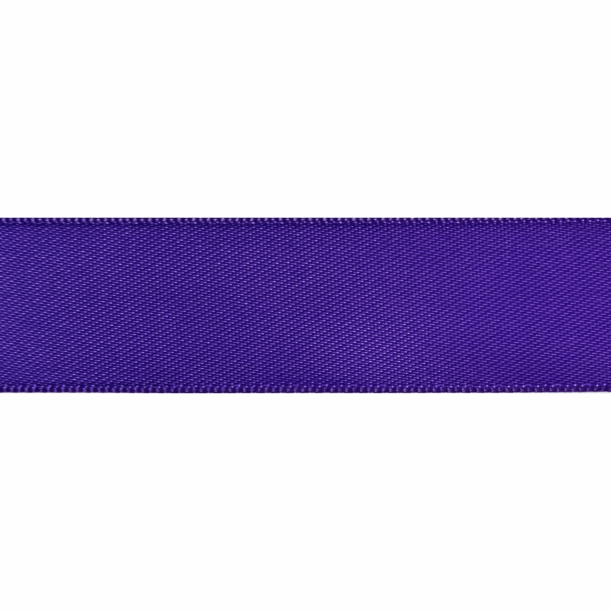 Picture of Double-Face Satin: 5m x 6mm: Purple