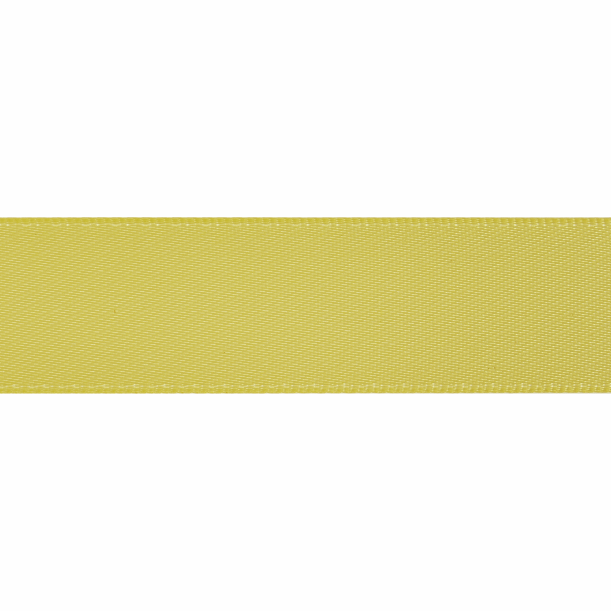 Picture of Double-Face Satin: 5m x 6mm: Harvest Yellow
