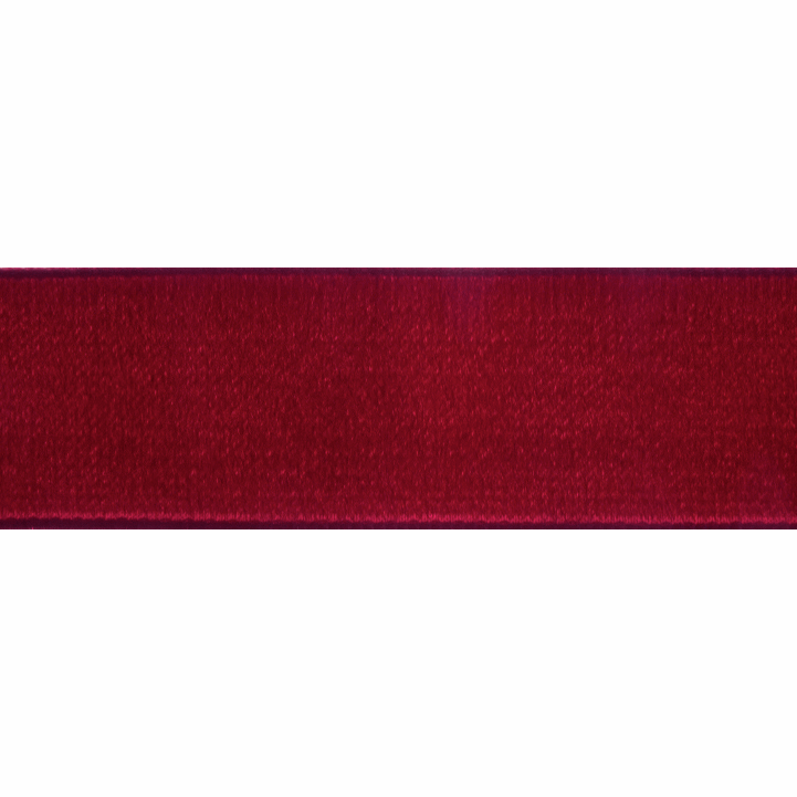 Picture of Velvet: 5m x 9mm: Wine