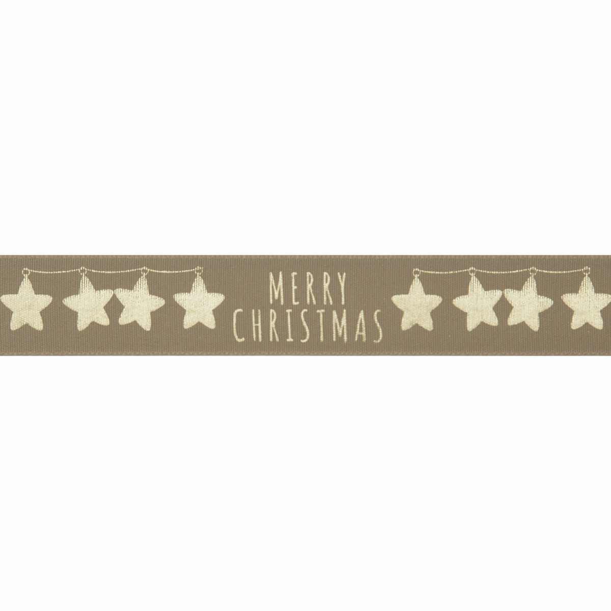 Picture of Merry Stars: 20m x 15mm: Gold