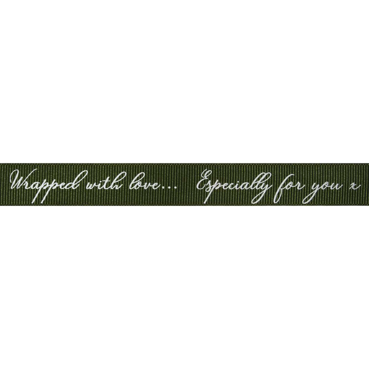 Picture of Wrapped with Love: 20m x 16mm: Moss