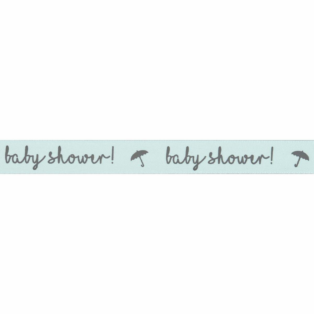 Picture of Baby Shower: 25m x 15mm: Sky