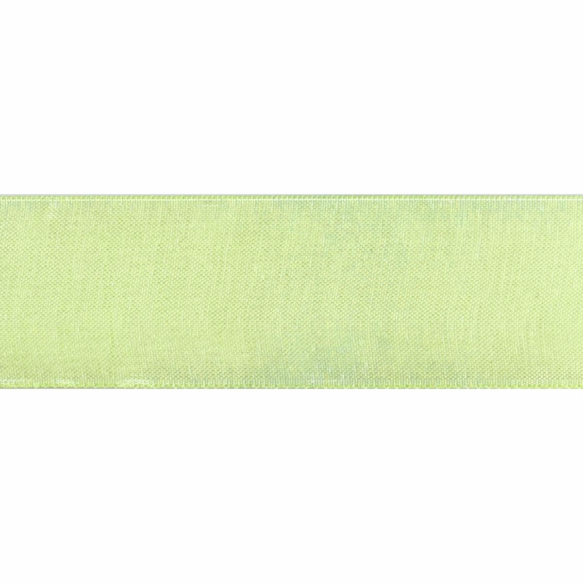 Picture of Organdie: 5m x 16mm: Green